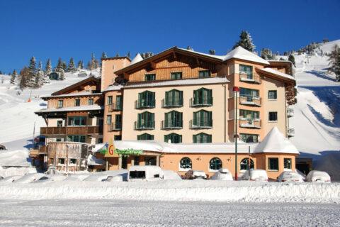 Hotel Grünwaldkopf, Obertauern