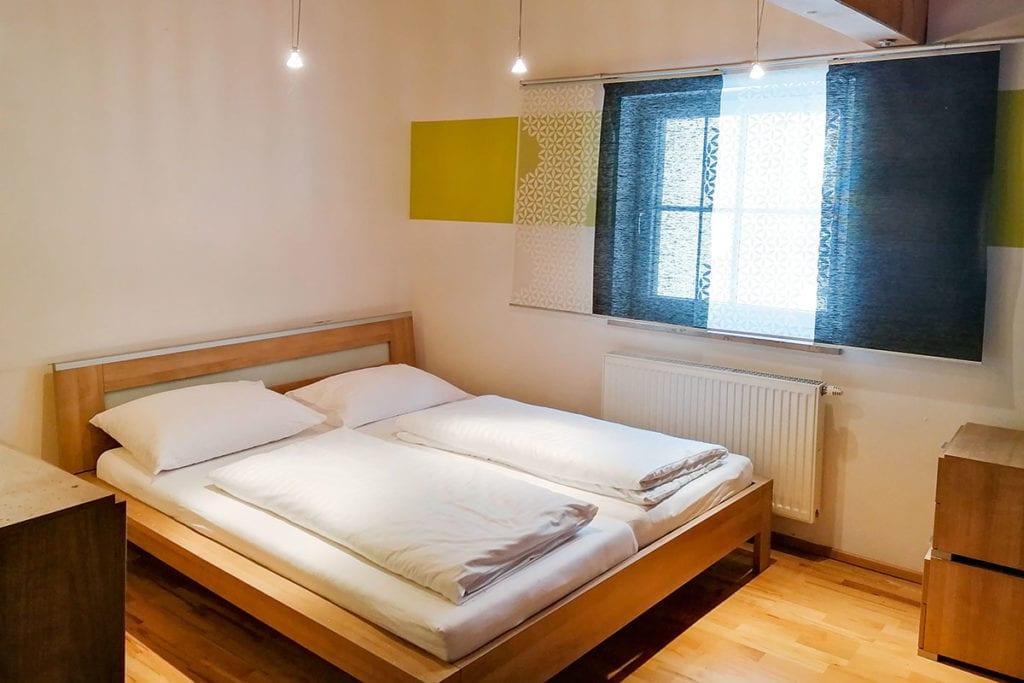 Schlafzimmer - Ferienwohnung in Obertauern